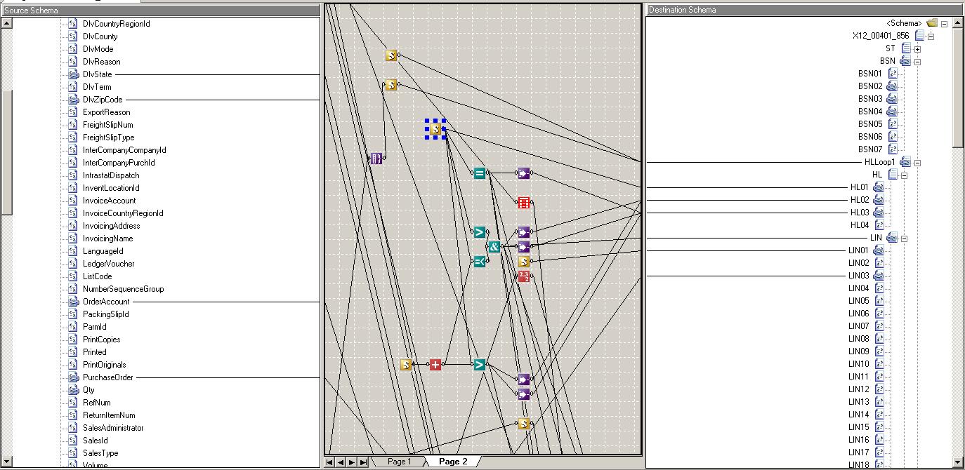 BizTalk EDI Mapping Scott Banwarts Blog - Edi mapping